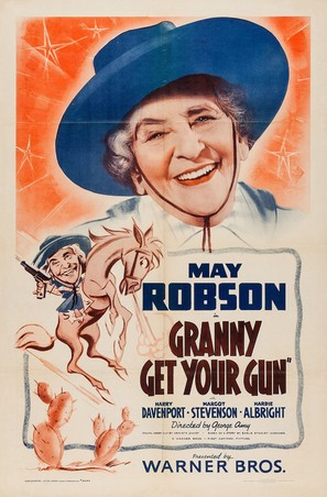 Granny Get Your Gun - Movie Poster (thumbnail)