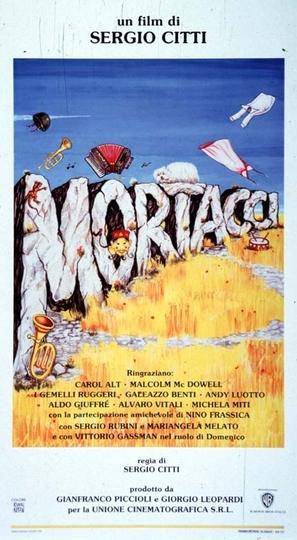 Mortacci - Italian Movie Poster (thumbnail)