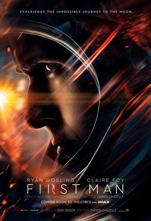 Pierwszy człowiek / First Man (2018) [720p] [BluRay] [x264] [AC3-KiT] [Lektor PL]