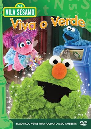 """""""Vila Sésamo"""" - Brazilian Movie Cover (thumbnail)"""