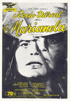 Marianela - Spanish Movie Poster (thumbnail)