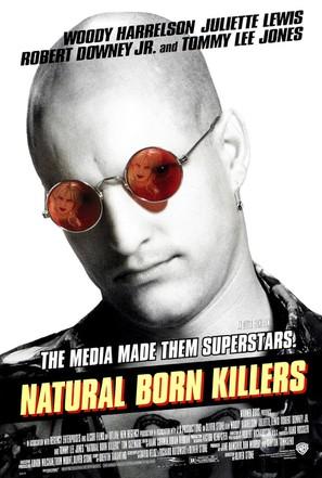 Natural Born Killers - Movie Poster (thumbnail)