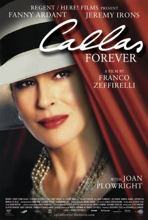 Callas Forever - Movie Poster (thumbnail)