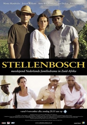 """""""Stellenbosch"""" - Dutch Movie Poster (thumbnail)"""