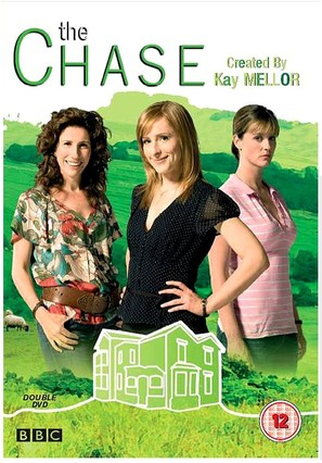 """The Chase"" - British DVD movie cover (thumbnail)"