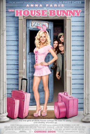 The House Bunny - Movie Poster (thumbnail)