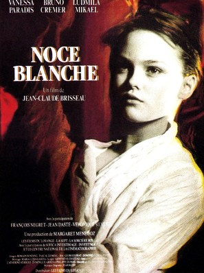 Noce blanche - French Movie Poster (thumbnail)