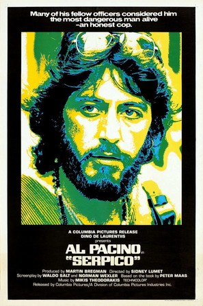 Serpico - Movie Poster (thumbnail)