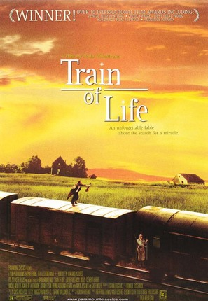 Train de vie - Movie Poster (thumbnail)
