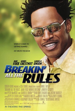 Breakin' All the Rules - Movie Poster (thumbnail)