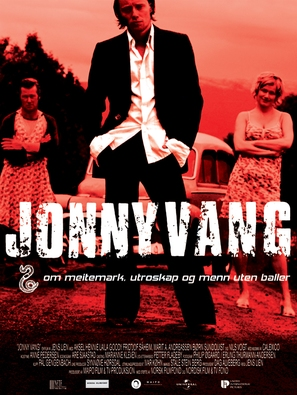 Jonny Vang - Norwegian Movie Poster (thumbnail)