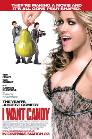 I Want Candy - British Movie Poster (thumbnail)