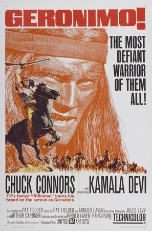 Geronimo - Movie Poster (thumbnail)