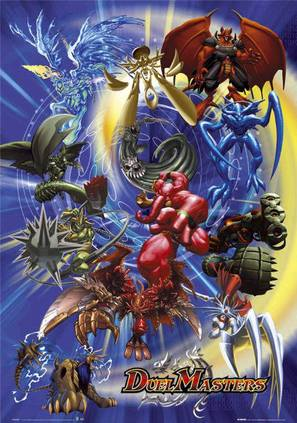 """""""Duel Masters"""" - poster (thumbnail)"""
