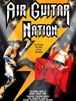 Air Guitar Nation - Canadian Movie Cover (thumbnail)