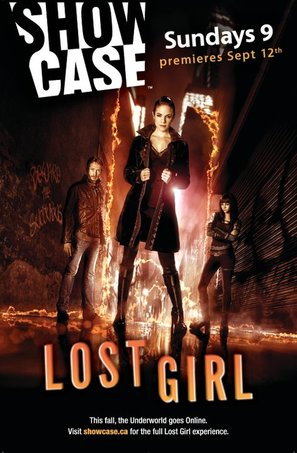 """""""Lost Girl"""" - Canadian Movie Poster (thumbnail)"""