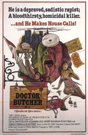 Zombi Holocaust - Movie Poster (thumbnail)