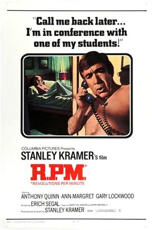 R.P.M. - Movie Poster (thumbnail)