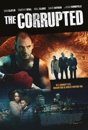 The Corrupted - British Movie Poster (thumbnail)