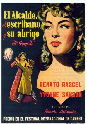 Cappotto, Il - Spanish Movie Poster (thumbnail)