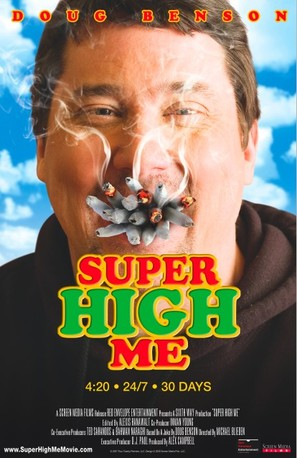 Super High Me - Movie Poster (thumbnail)