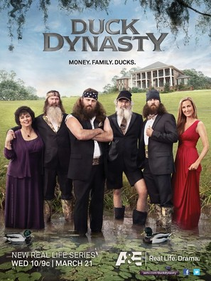 """Duck Dynasty"" - Movie Poster (thumbnail)"