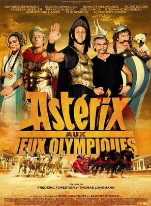 Astèrix aux jeux olympiques - French Movie Poster (thumbnail)