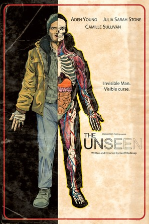 The Unseen - Canadian Movie Poster (thumbnail)