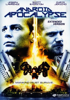 Android Apocalypse - DVD cover (thumbnail)