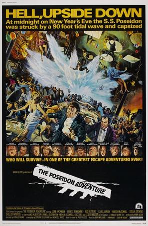 The Poseidon Adventure - Theatrical movie poster (thumbnail)