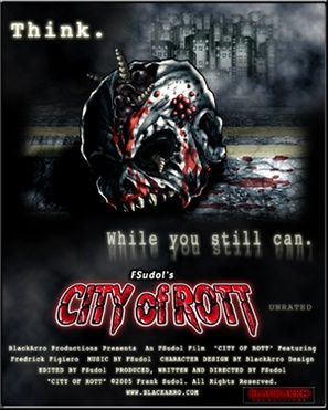 City of Rott - Movie Poster (thumbnail)