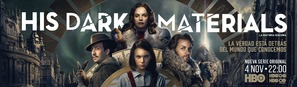 """His Dark Materials"" - Argentinian Movie Poster (thumbnail)"