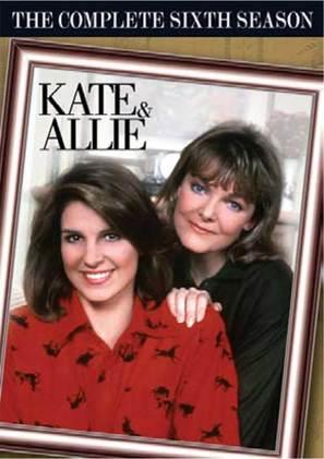"""Kate & Allie"" - DVD movie cover (thumbnail)"
