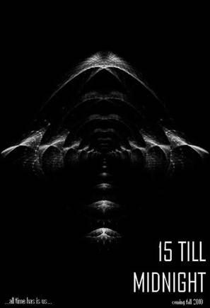 15 Till Midnight - Movie Poster (thumbnail)