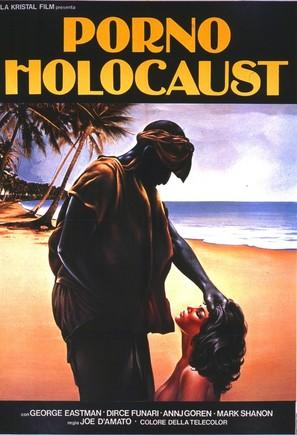 Porno holocaust - Italian Movie Poster (thumbnail)