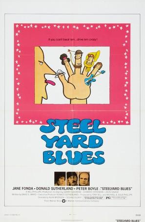 Steelyard Blues - Movie Poster (thumbnail)