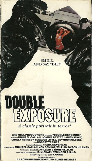 Double Exposure - VHS cover (thumbnail)