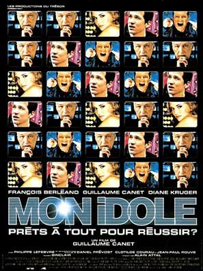 Mon idole - French Movie Poster (thumbnail)