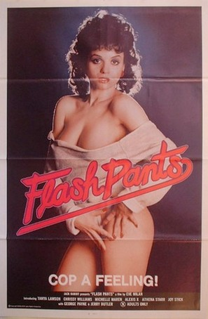 Flash Pants - Movie Poster (thumbnail)