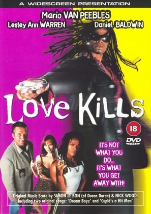 Love Kills - British Movie Cover (thumbnail)