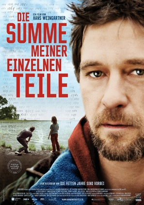 Die Summe meiner einzelnen Teile - German Movie Poster (thumbnail)