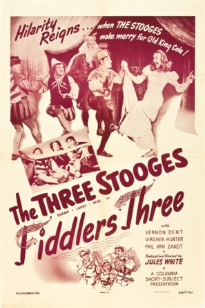 Fiddlers Three - Movie Poster (thumbnail)