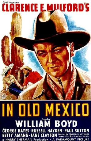In Old Mexico - Movie Poster (thumbnail)