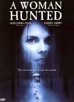 A Woman Hunted - Swedish DVD cover (thumbnail)
