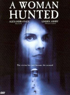 A Woman Hunted - Swedish DVD movie cover (thumbnail)