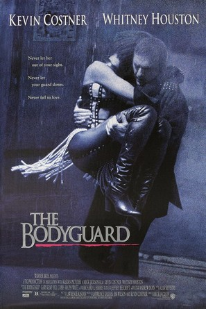The Bodyguard - Movie Poster (thumbnail)