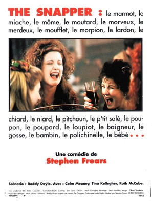 The Snapper - French Movie Poster (thumbnail)