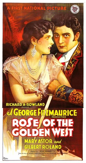 Rose of the Golden West - Movie Poster (thumbnail)