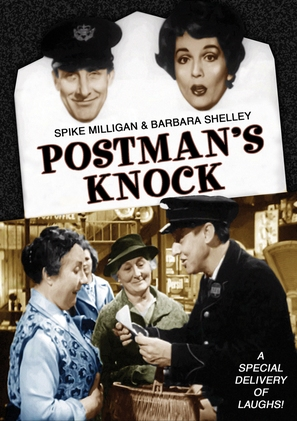 Postman's Knock - DVD movie cover (thumbnail)