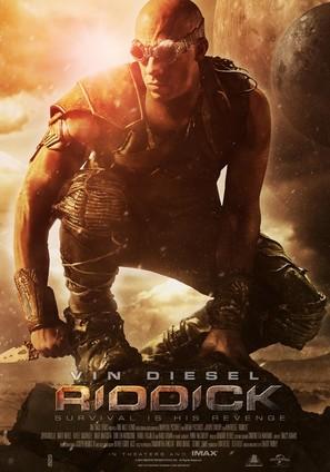 Riddick - Movie Poster (thumbnail)